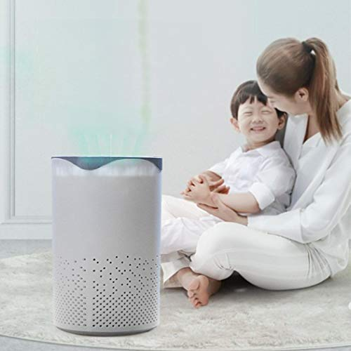 Lanbter Home Disinfection Small Anion Vehicle Deformation UV Air Purifier Electrostatic Air Purifiers