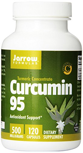 Jarrow Formulas Curcumin Veggie Caps