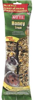 Price comparison product image Kaytee Pet 6 Packs 8OZ Ham/Ger Honey Stick