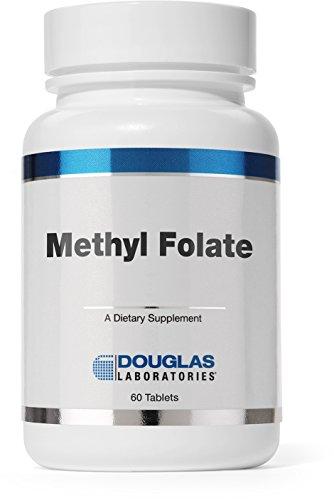 Douglas Laboratories ® - metil ácido fólico (5-Mthf), 1000mcg Metafolin - 60 Tabs