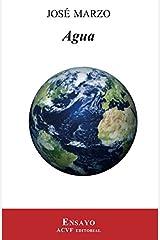 Agua (Spanish Edition) Paperback