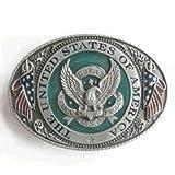 USA Seal Belt Buckle