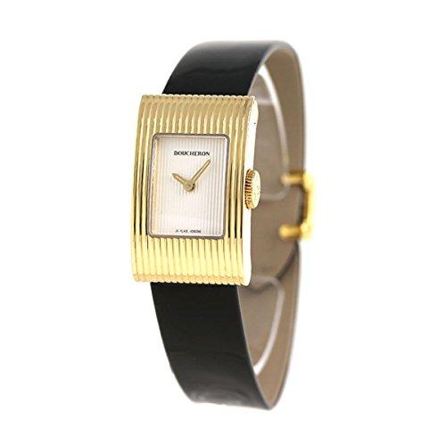 [ブシュロン]BOUCHERON 腕時計 リフレ シルバー文字盤 WA009523 レディース 【並行輸入品】 B078YG8P4N