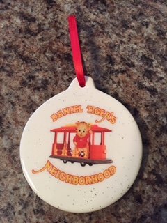 Amazon.com: Daniel's Tiger Neighborhood~Daniel~Christmas Ornament ...