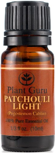 Эфирное масло пачули (Light) 10 мл. 100% Pure, неразбавленном виде, терапевтической степени чистоты.