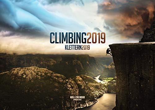 - Klettern 2019 Wandkalender