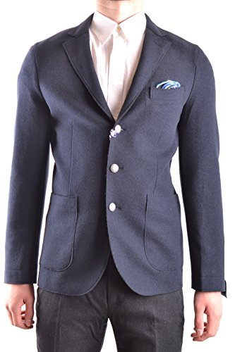 At.P.Co Homme MCBI329052O Bleu Polyester Blazer