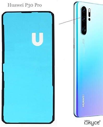 iSkyce Adhesivo Pegatina Back Battery Cache para Huawei P30 Pro ...