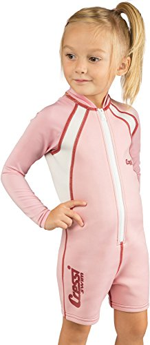 Cressi Cressi Kids Swimsuit, pink, - Sizes Chart Wetsuit