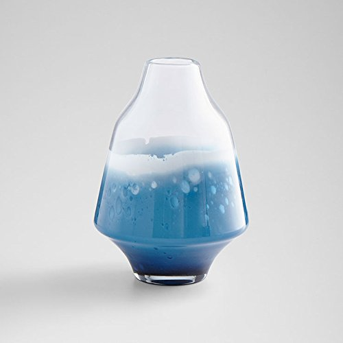 Cyan Design 09166 Water Dance Vase,,Medium by Cyan Design