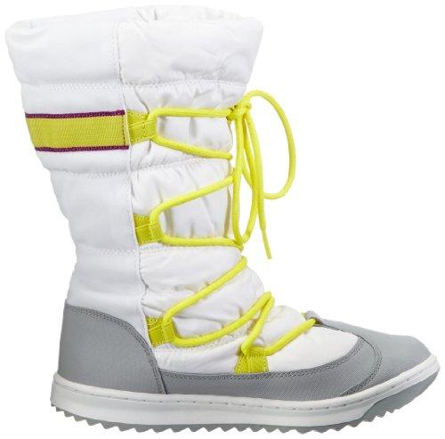 Puma Snow Nylon 2 Boot Wn's - Botas De Nieve de material sintético mujer blanco - Weiß (tradewinds-white 02)
