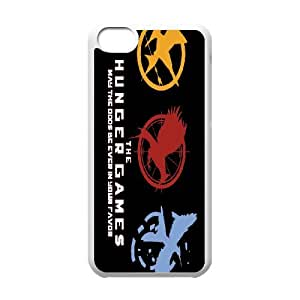 iPhone 5C Phone Case Hungry Games X4244