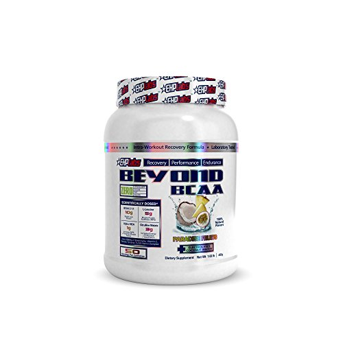 EHPlabs Beyond BCAA Paradise Fruits (1lb) Recovery, Performance, Endurance – 50 Servings For Sale