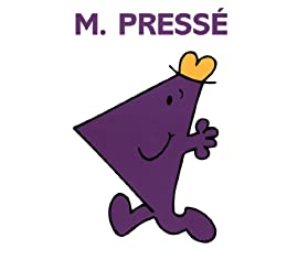 Monsieur Pressé (Collection Monsieur Madame) (French Edition)