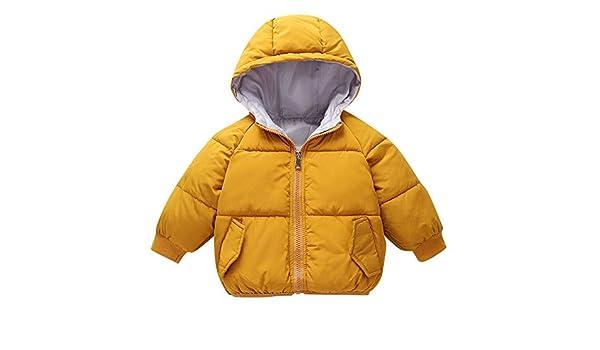 Xmiral Cazadora Acolchado Down Jacket para Niños Chaqueta Abajo de ...