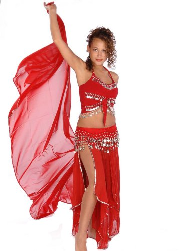 Buy belly dancer fancy dress outfits - 9