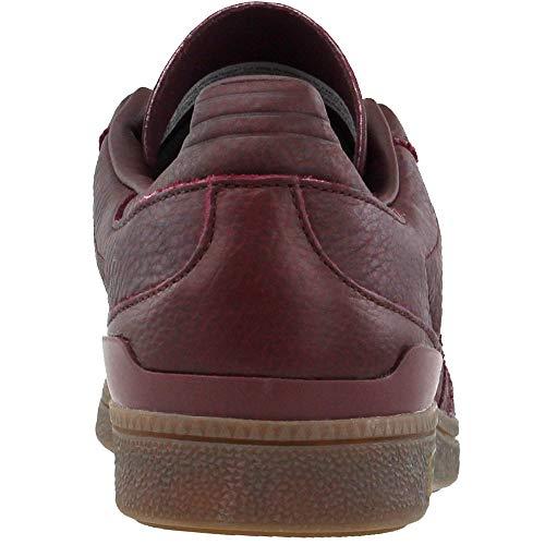 best service edc6c e2005 adidas Busenitz (Supplier ColorNight RedGum) Mens Skate Shoes