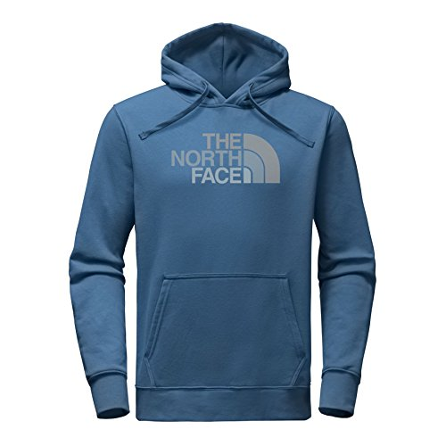 The North Face Men's Half Dome Hoodie - Brit Blue/Dusty Blue Multi - M by The North Face