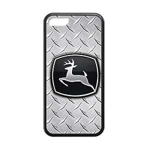 John Deere Logo Cell Phone Case for Iphone 5C