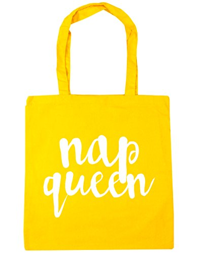litres Yellow Gym Beach Tote Bag 42cm Queen x38cm Nap 10 HippoWarehouse Shopping qwOAvPT