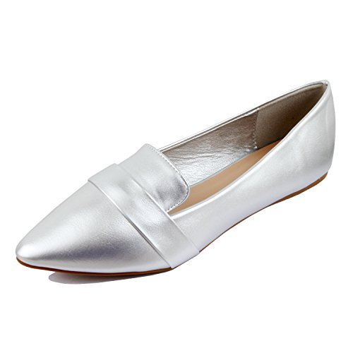 Durable Modeling Guilty Heart Women Soft Comfortable Pointy Toe