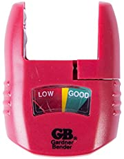 Gardner Bender GBT-3502 Household Analog Battery Tester, Extendable Arm, Easy Read Indicator, Tests: AA/AAA/C/D 9V / 1.5 V Button Cell/N Batteries, (Replaces GBT-502A) Red