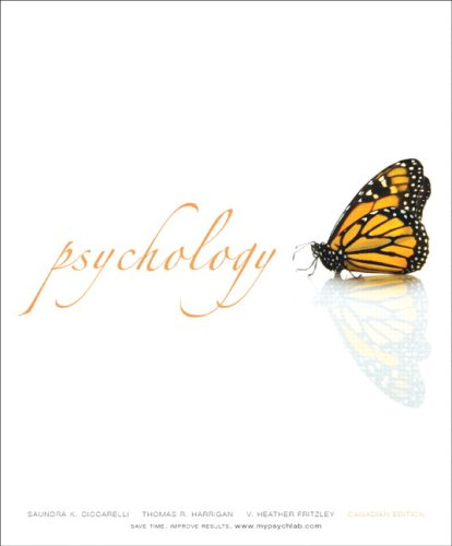 Psychology with MyPsychLab, Canadian Edition