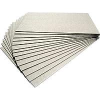 10 Adet Mukavva 1 mm 50 cm x 70 cm Ambalajlı Sert Karton