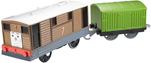 Fisher-Price Thomas & Friends TrackMaster, Motorized Toby Engine