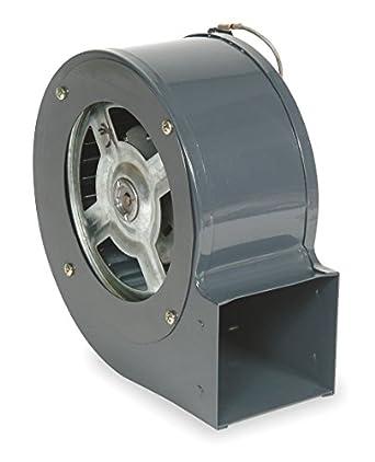 Dayton 1TDP4 Blower, 71 CFM, 115V, 0 50 Amp, 1580 RPM
