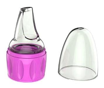 Nommy Ayuda Para Beber Rosa - 2 Tamaños De Rosca - Sin BPA ...