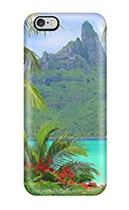 For Iphone Case, High Quality Bora Bora For Iphone 6 Plus Cover Cases