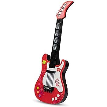Amazon.com: Adornos de guitarra eléctrica en miniatura de ...