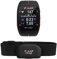 Polar - M400HR - Montre GPS de running avec ceinture de suivi de la fréquence cardiaque