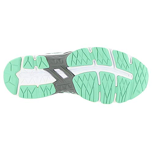 ASICS GT-1000 6 GS Kid's Running Shoe. Patina Green/Carbon/Opal Green, 7 M US Big Kid by ASICS (Image #2)