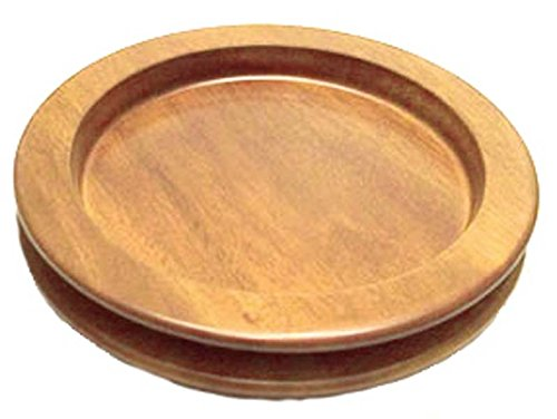 Communion Bread Plate Shalom