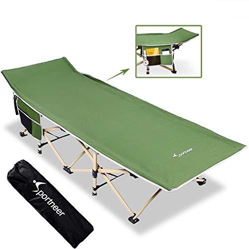 Sportneer Folding Camping Cot