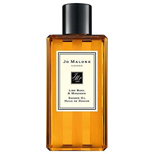 (Jo Malone London Lime Basil & Mandarin Shower Oil 100ml (PACK OF 4))