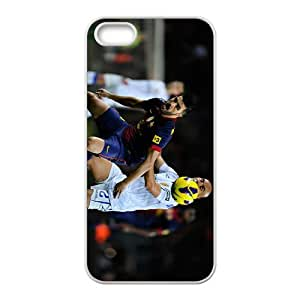 Happy Spanish Primera Division Hight Quality Protective Case for Iphone 5s
