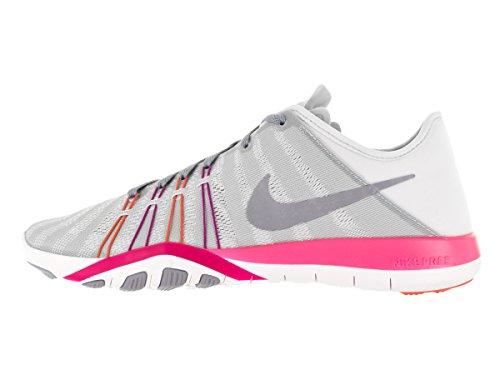 Scarpe Pink Pure Stealth 833413 Blast Fitness Platinum Nike da Donna Grigio 006 zE00va