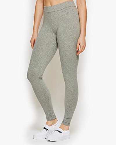 Ellesse Heritage Solos 2 Womens Ladies Fashion Legging Tight Grey - US 6 f07c650a06b