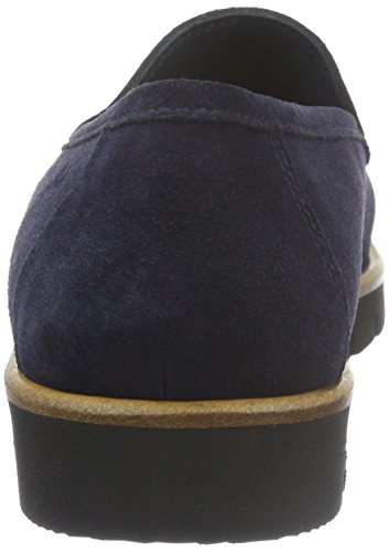 Azul SiouxClair Night Blau Mujer Mocasines 4qAqOwSxn