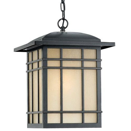 Quoizel HC1913 Imperial Bronze Hillcrest 1 Light 13'' Wide Outdoor Pendant -by# buildinc~hee480381623951902