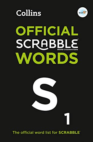 Collins Official Scrabble Words: The Official, Comprehensive Wordlist for Scrabble (TM)