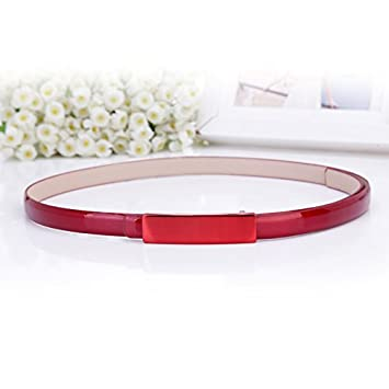SSZYB Fille de ceinture fine ceinture décorée Sau San wild jupes ceintures  femme lien nécessaire dbf37223319