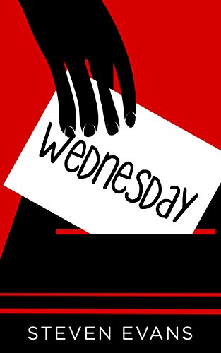Wednesday's manipulation go from innocent pranks to admirable ways of skirting discipline to much darker deeds.  Wednesday by Steven Evans