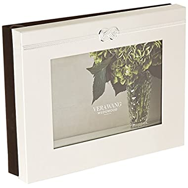 Wedgwood Vera Wang Vera Infinity Photo Guest Book, 5 by 7-Inch