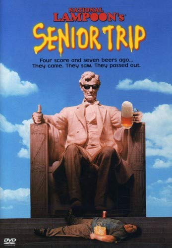 National Lampoon's Senior Trip - National Letter