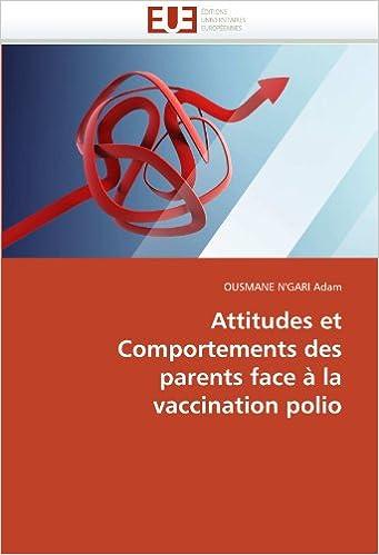 Book Attitudes et Comportements des parents face à la vaccination polio (Omn.Univ.Europ.)
