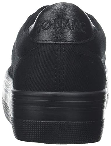 Fox 15 Noir Black Sneaker Name Canvas No Femme Baskets Plato black Ty8ZwqUvSa
